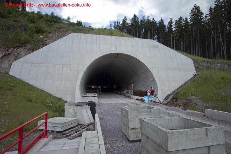 tunnel lichte höhe